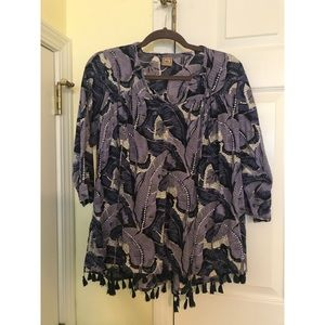 Anthropologie Top Size 2